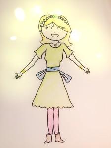bonheur par Louise